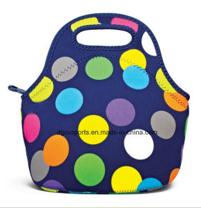 New Style Insulated Neoprene Lunch Bag pictures & photos