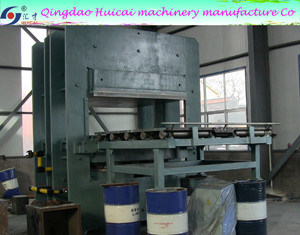 Fram Flat Vulcanizer Machinery /Four-Cylinder Flat Vulcanizer Machinery pictures & photos
