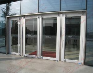 High Quality Aluminium Commercial Door (BHA-DK08) pictures & photos