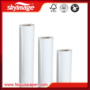 """Fa 120GSM 64"""" 2"""" Core Quick Dry Sublimation Coated Paper pictures & photos"""