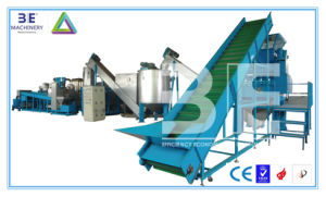 Plastic Film Washing Line/Agricultural Film Recycling Machine pictures & photos