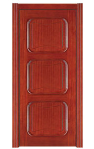 Interior Wooden Door (FX-E611) pictures & photos