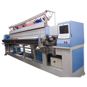Yuxing 33 Heads Quilting Embroidery Machine Computerized pictures & photos