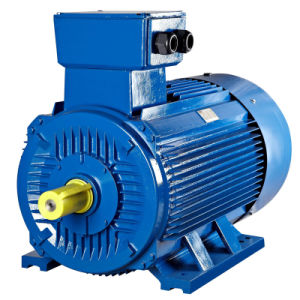 Y2 Series Three Phase Electric Motor (Cast Iron)