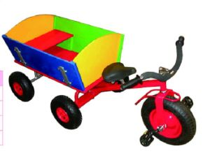 Children Tricycle Wagon (TC1803C) pictures & photos