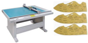 Shoes Pattern Cutting Plotter (DE0906, DE1209, GD0906, GD1209) pictures & photos