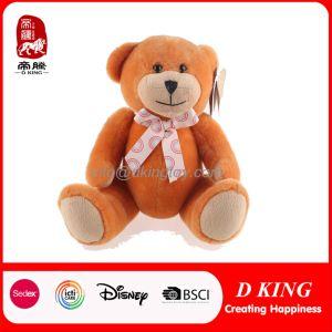 En-71 Orange Teddy Bear with Ribbon pictures & photos