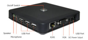 Thin Client with Win CE OS and 4USB Ports pictures & photos