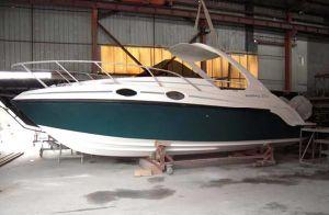 27 Feet FRP Sport Cudday Cruiser Boats