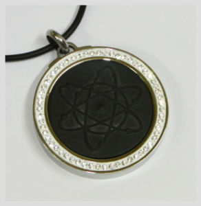 Quantum Energy Pendant With Stainless Steel Ring pictures & photos