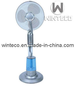 Potable Ultrasonic Household Water Mist Fan pictures & photos