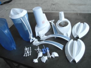 Mold- Electric Water Heater/Plastic Molds of Electric Water Heater Parts