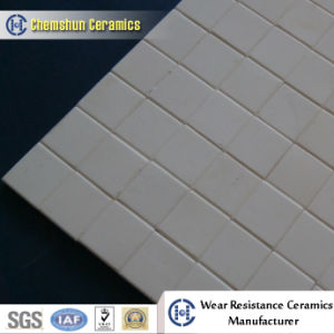 Wear Resistant Alumina Ceramic Tile of Hexaongal Tile Sheet (Size: 300*300 mm 150X150 mm) pictures & photos