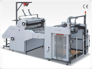 Automatic Water-Base Laminator (SZFM-1100A)