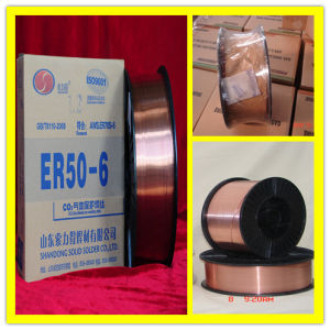 CO2 Welding Wire MIG Welding Wire Er70s-6 pictures & photos