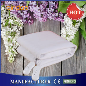 BSCI Approval Full Line Double Protection Comfortable Electric Blanket pictures & photos