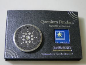 Diamond Quantum Pendant pictures & photos