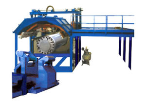 GRP Filament Continuous Winding Line