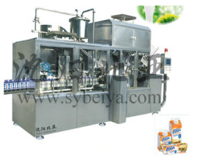 Sig Gable Top Carton Packaging System (BW-2500) pictures & photos