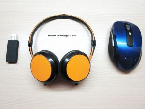2in1 2.4G Wireless Headphone With Wireless Mouse Set (YVD-900UM)