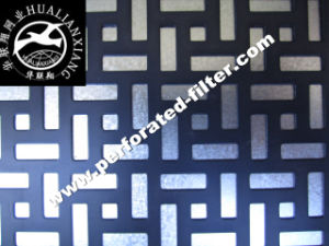 Perforated Decorative Hole Metal (HLX--04)