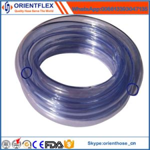 Clear Braid Reinforced PVC Hose pictures & photos