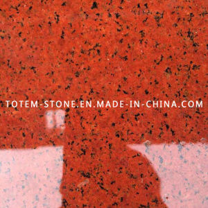Cheap Polished Natural Stone Taiwan Red Dyed Granite pictures & photos