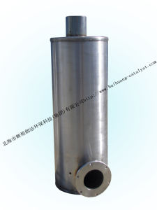 The Commercial Vehicle CNG Catalytic Muffler pictures & photos