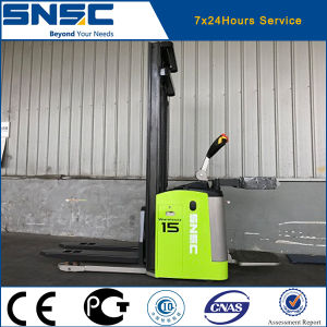 1.5tons Electric Stacker pictures & photos