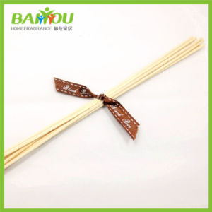 Different Color Ribbon Tied Indonesia Rattan Reed Stick pictures & photos