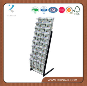 Custom Design Metal Wire Display Rack for Magazine pictures & photos