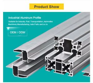 6061 6063 Aluminum Profile Extrusion From China pictures & photos