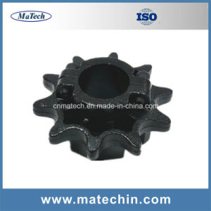 China Foundry Customized Good Quality Ductile Iron Sand Casting pictures & photos