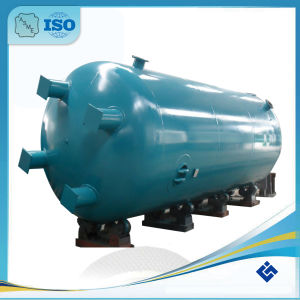 Asme Certificate Stainless Steel Water LPG Storage Tank for Good Price