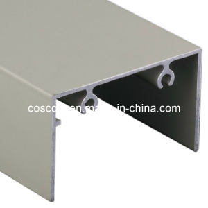 Aluminum/Aluminium Extrusion Profile for Construction pictures & photos