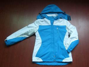 Waterproof Jacket /Outdoor /Ski Jacket (Hh-0251) pictures & photos