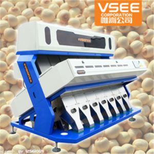 Vsee 5000+Pixels Lotus Seeds CCD Color Sorter pictures & photos