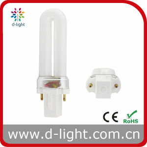5W G23 Pl Compact Fluorescent Lamp pictures & photos