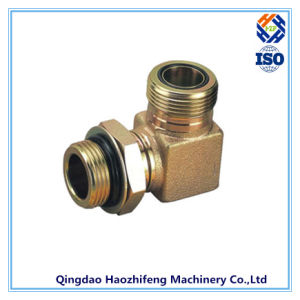 CNC Machining Part for Tube Fittings pictures & photos