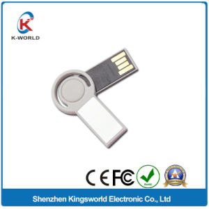 Waterproof UDP Swivel USB Flash Drive