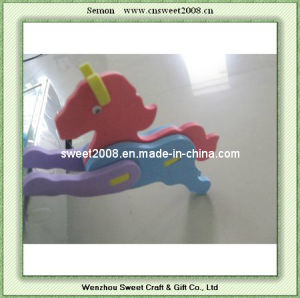 3D Animal Series DIY EVA---Horse pictures & photos