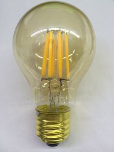 Golden Glass A60g-4 3.5W E27 Warm White 90ra E27 Lamp