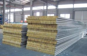 PUF Sandwich Panel pictures & photos