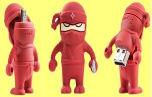 Cartoon Character Android OTG USB Flash Drives (OM-P408) pictures & photos