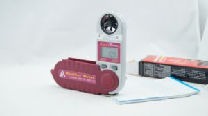 8910 5 in 1 Type Mini Air Flow Anemometer and Barometric Pressure Anemometers pictures & photos