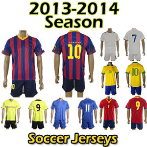 2013-2014 Season Soccer Football Jersey (SC-BA-5412)