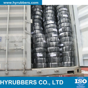 Smooth Surface Fabric Braided Rubber Fuel Hose, Oil Hose pictures & photos
