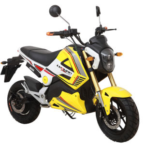 Sporty Powerful Electric Motorcycle with EEC Certificate pictures & photos
