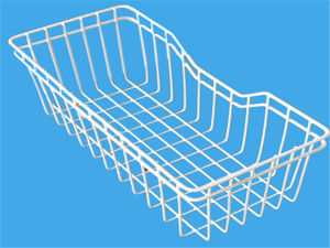OEM Freezer Parts Basket PC/PVC Coating
