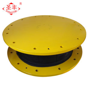 Construction Isolation Rubber Bearing